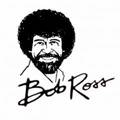 Berlin und Brandenburgs erste Bob Ross Malschule